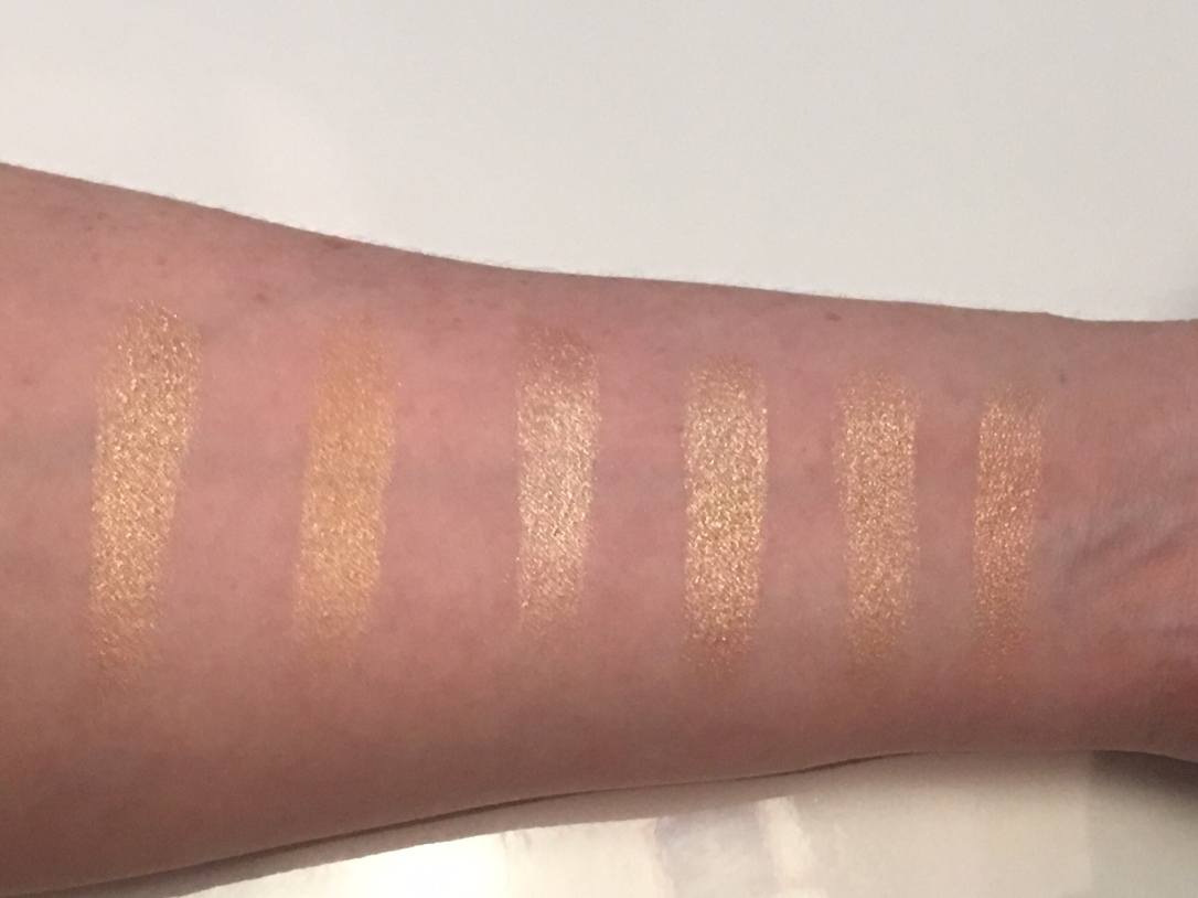 Extra Dimension Skinfinish by MAC #16