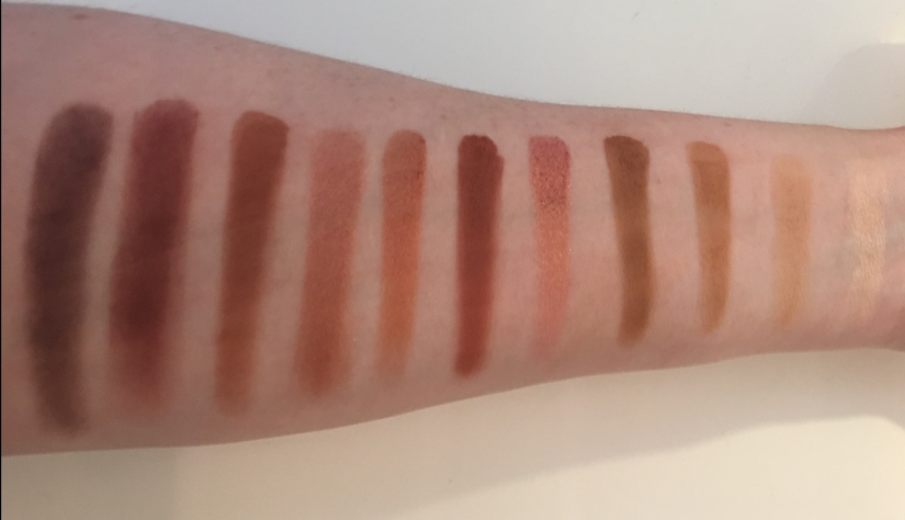 Naked Heat Eyeshadow Palette by Urban Decay #6