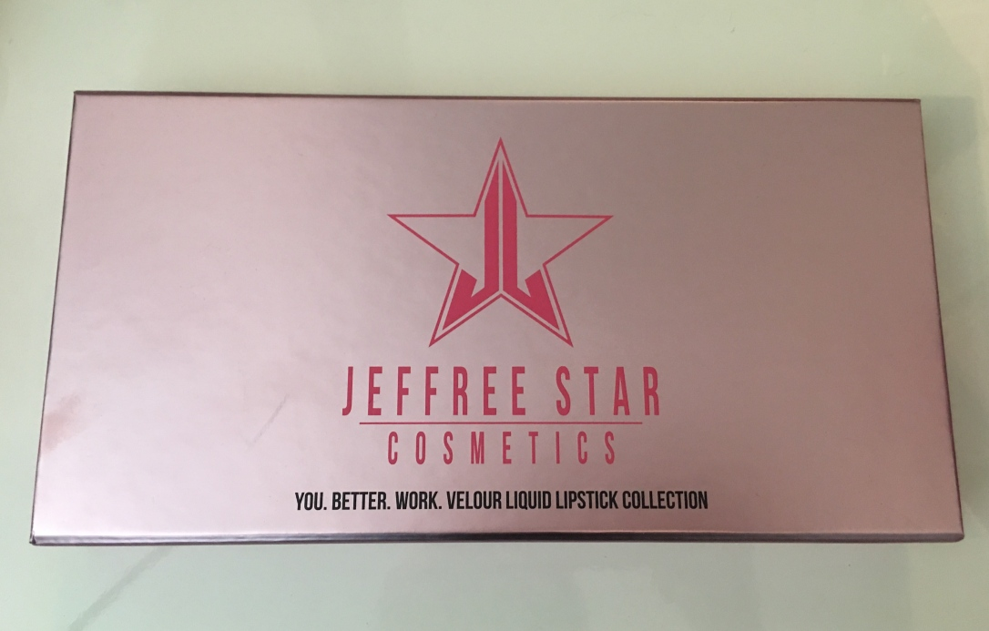 NEW! Jeffree Star Cosmetics – The Chrome Collection (Summer