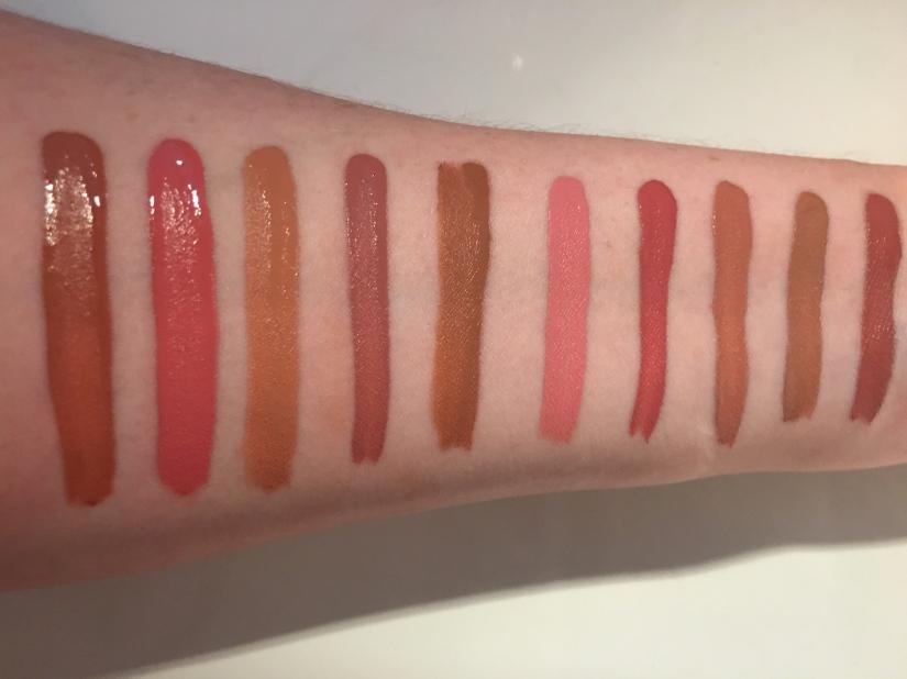 My Top Ten Favorite ColourPop Ultra Satin Lips – Glitz & Glam